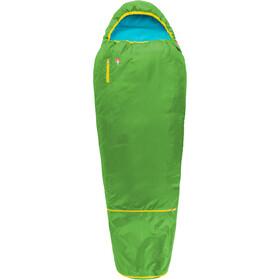 Grüezi-Bag Grow Colorful Sacco a pelo Bambino, verde